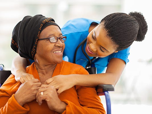 People with acute, debilitating, and/or chronic conditions can receive palliative care.