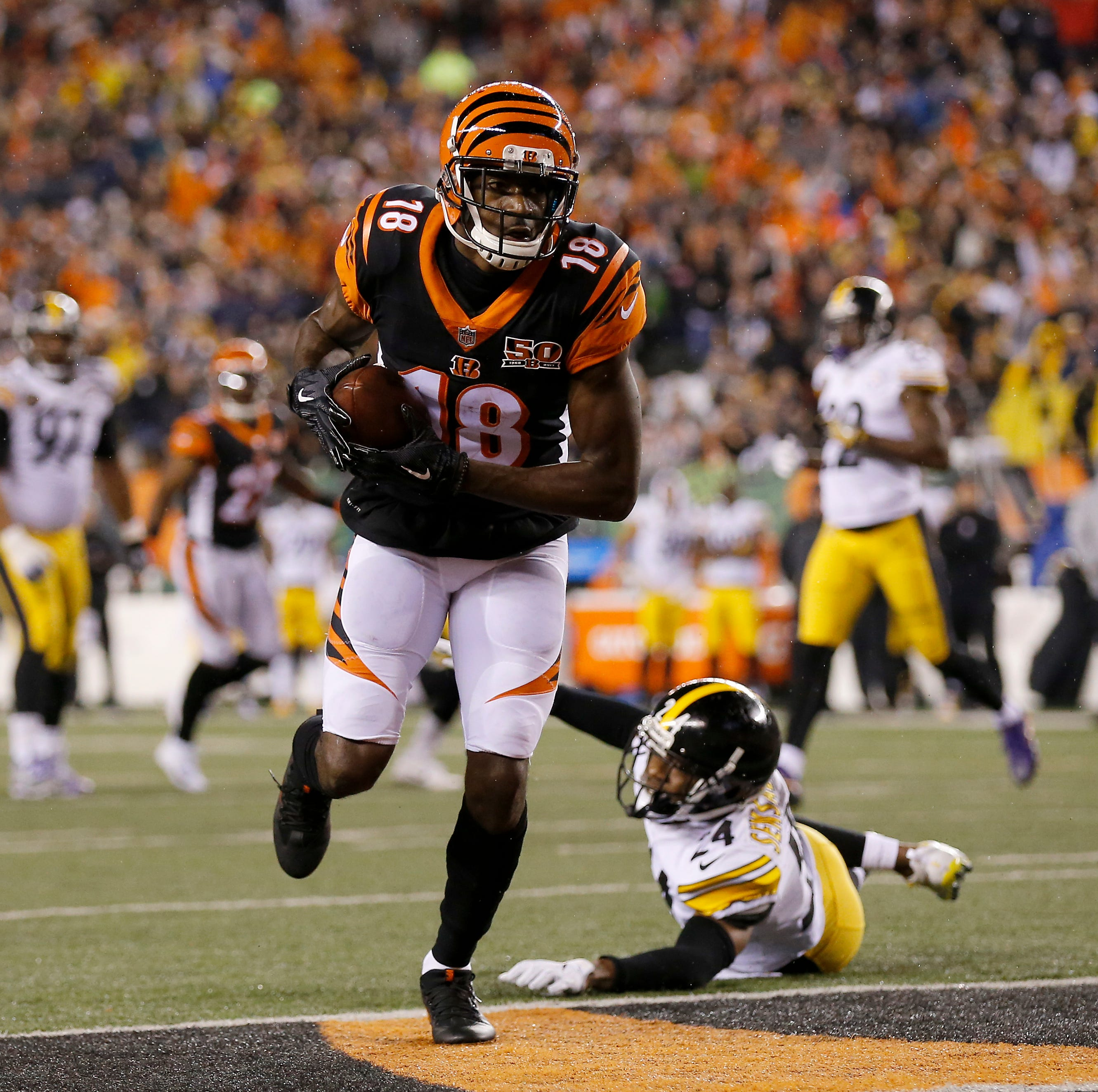 Walkthru: Odds are against the Bengals. Does it matter?