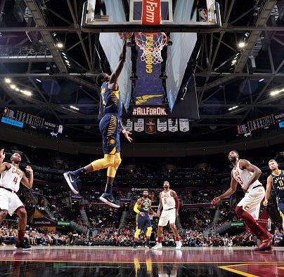 Former Xavier star Edmond Sumner's NBA preseason start for Indiana Pacers: 13-of-18