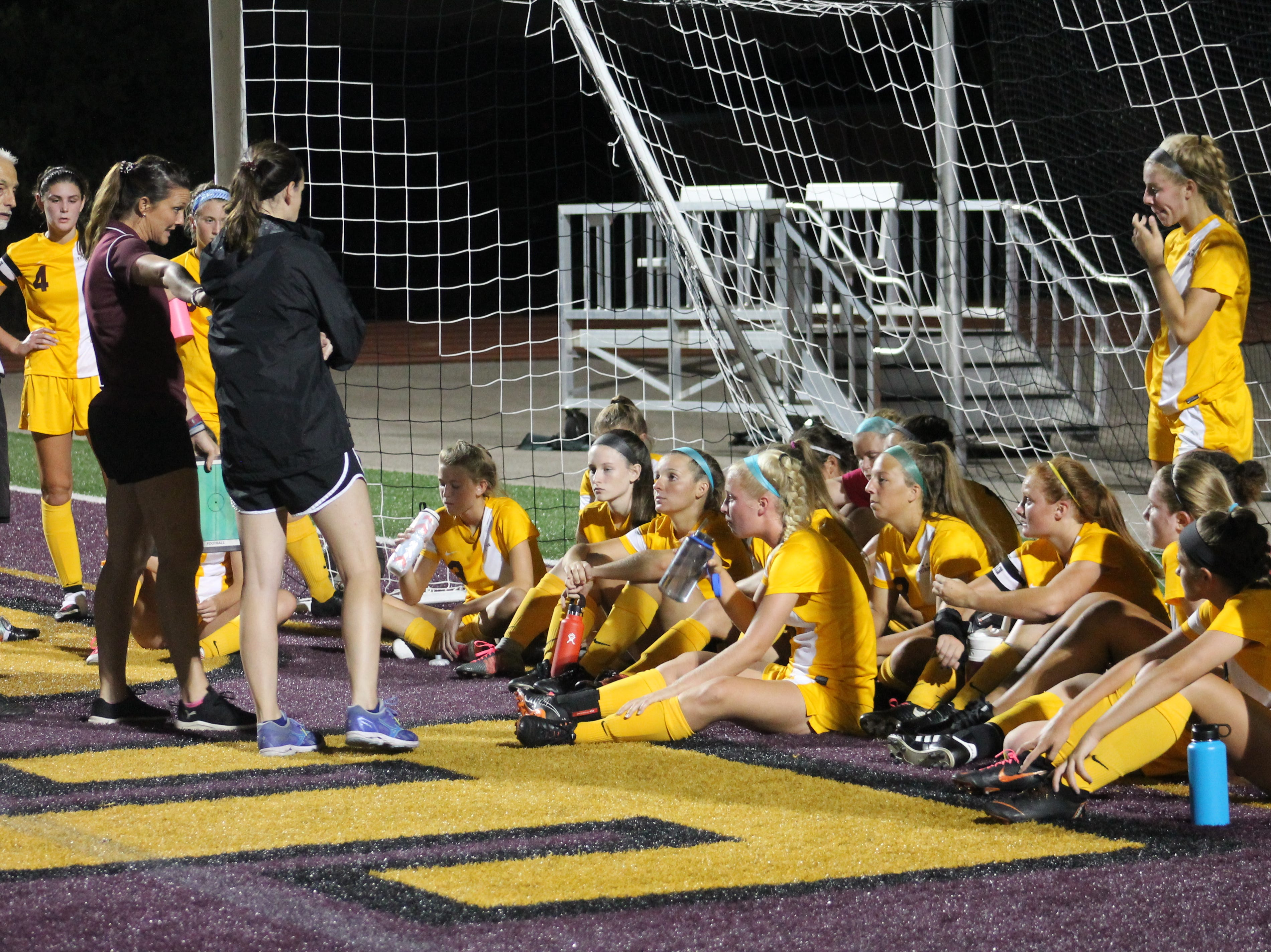Turpin's girls soccer team finished second in the ECC after losing 3-0 to defending state champion and league leader Loveland