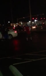 Middletown road rage: Video captures violence in Rapid Fired Pizza lot. Man charged after allegedly shooting victim.