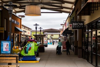 Outlets of Des Moines in Altoona continues to add stores after being open for one year.