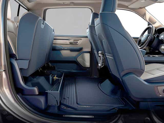 Terrific Ram Gm Pickups Have Secret Storage Spaces Pdpeps Interior Chair Design Pdpepsorg