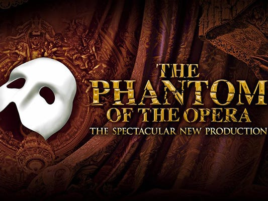 PRESALE: The Phantom of the Opera