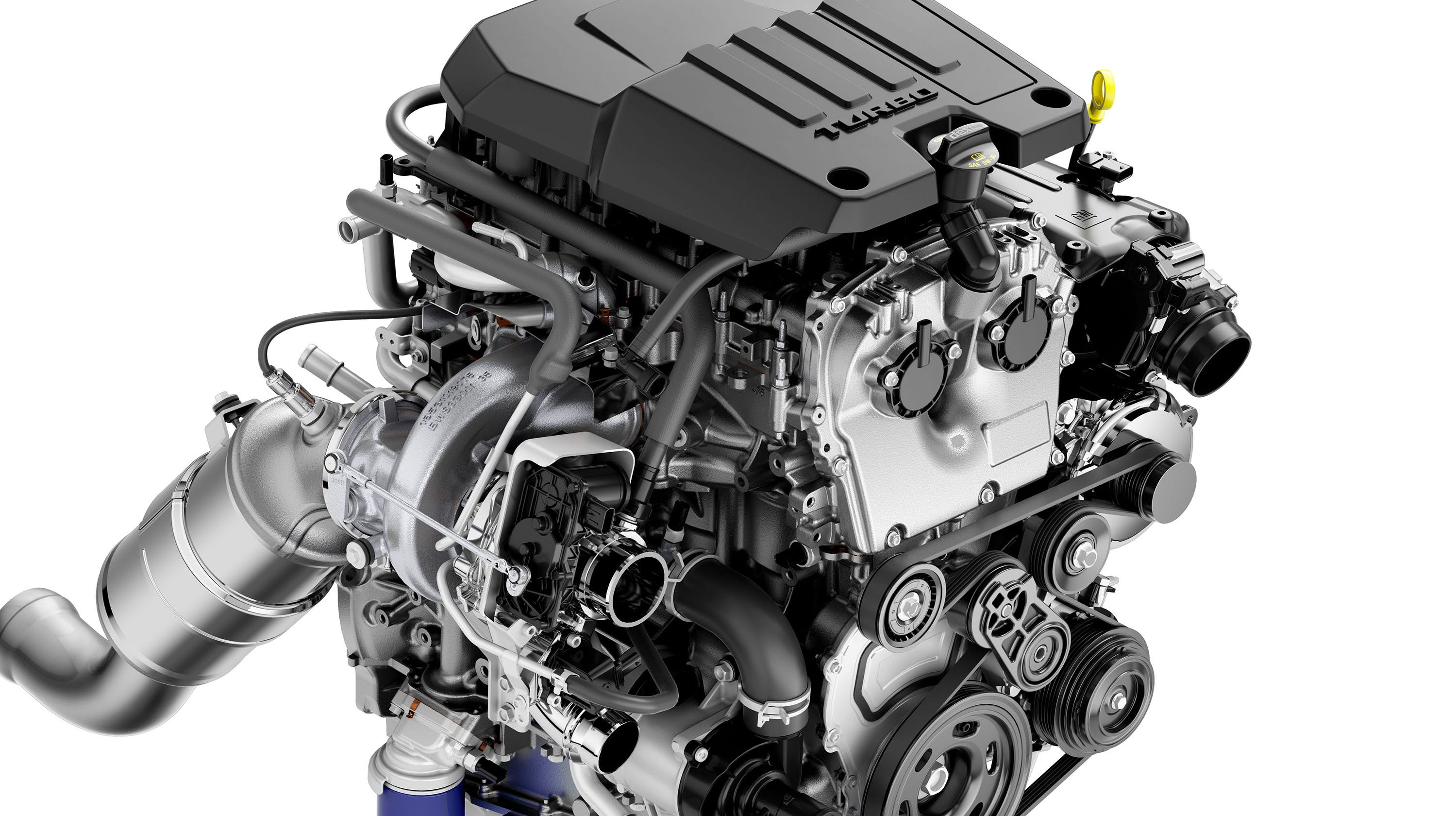 New turbo engine boosts 2019 Chevy Silverado's fuel economy
