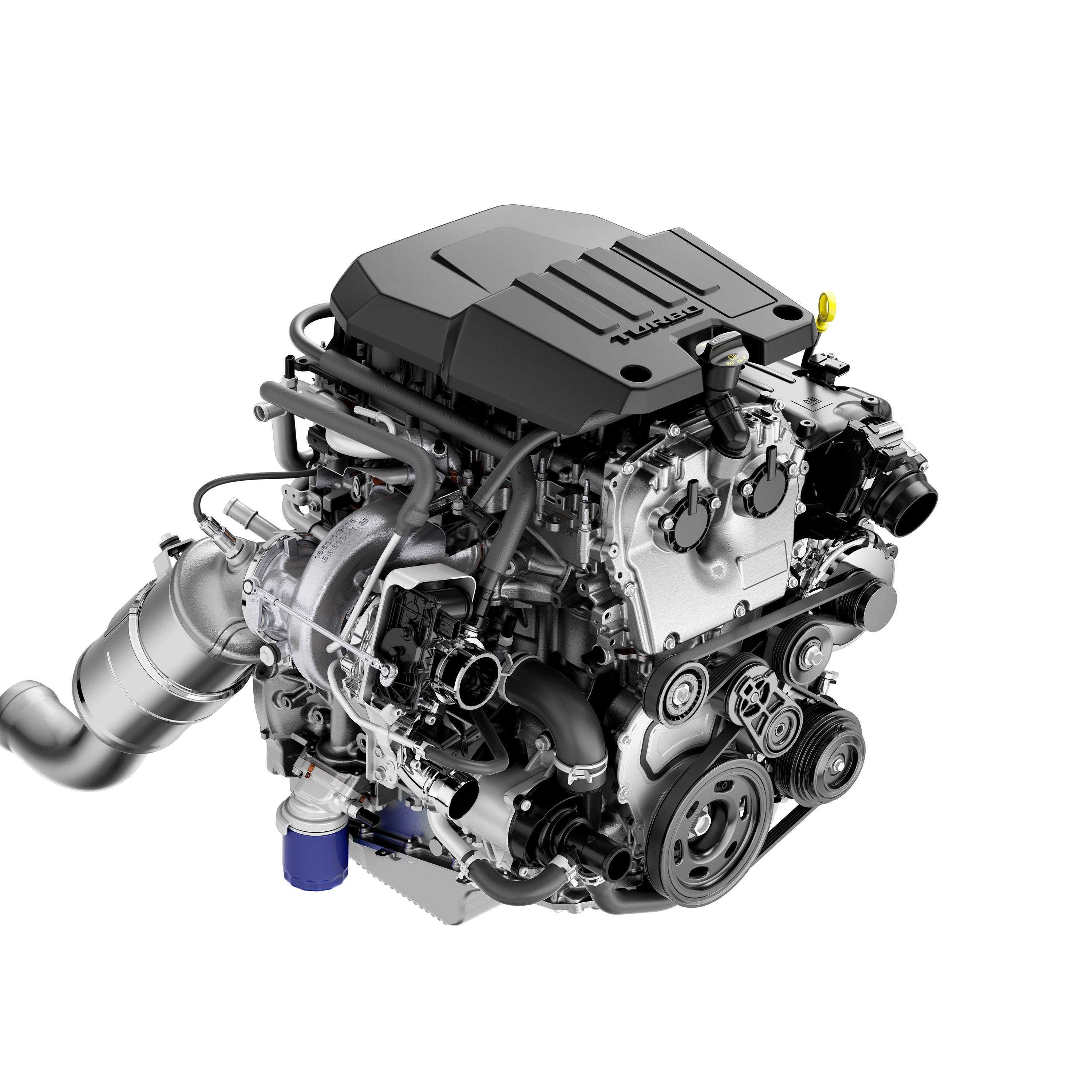 New Turbo Engine Boosts 2019 Chevy Silverado U2019s Fuel Economy