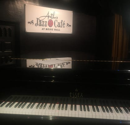 Aretha Jazz Cafe 1