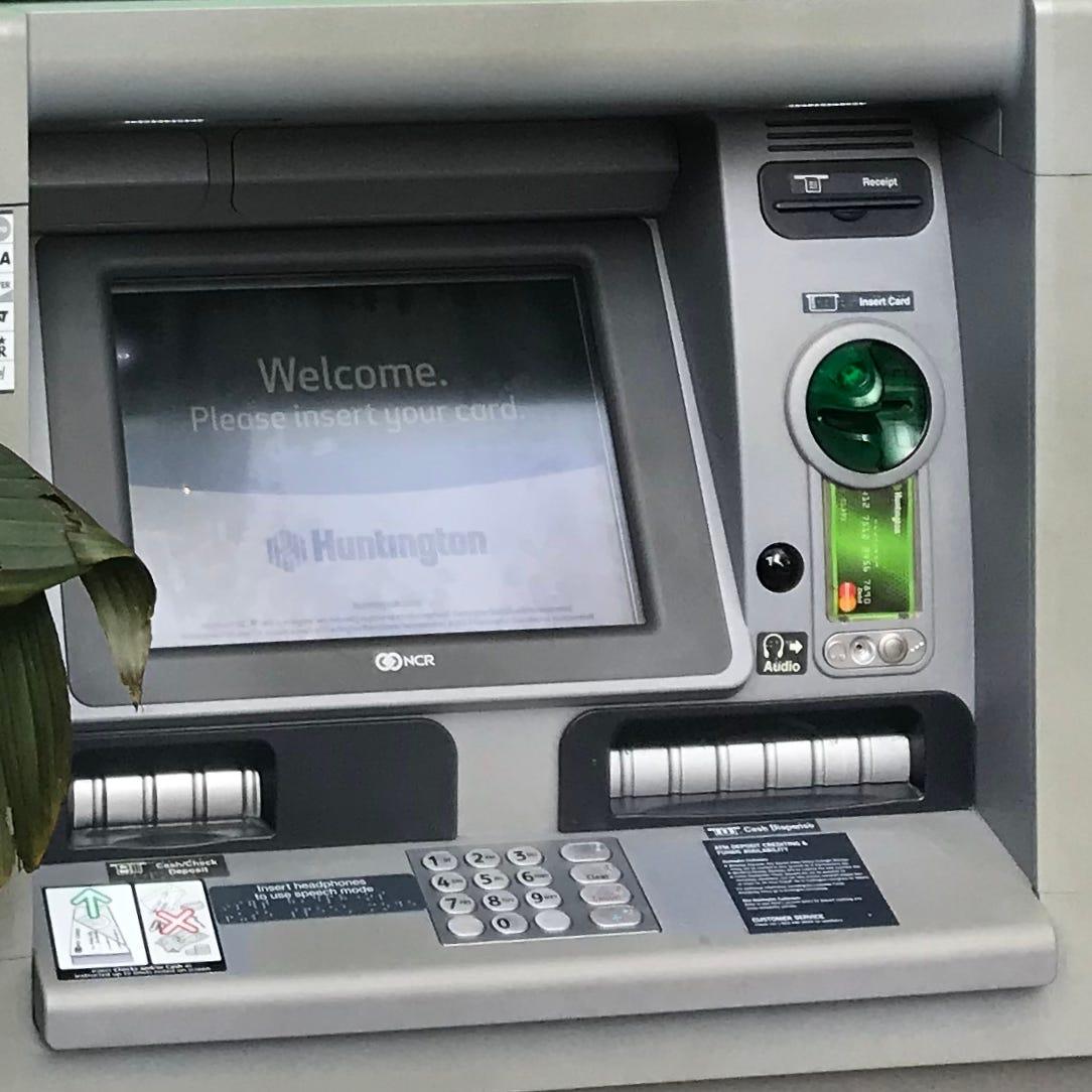 Metro Detroit ranks No. 1 for highest ATM fees