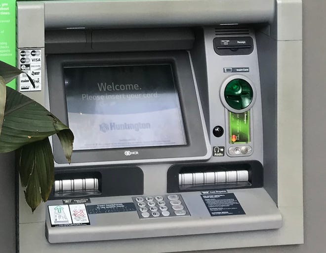 The average ATM surcharge hit a record high for the 14th year in a row, according to Bankrate's 2018 checking account and ATM fee study. An ATM in Detroit.