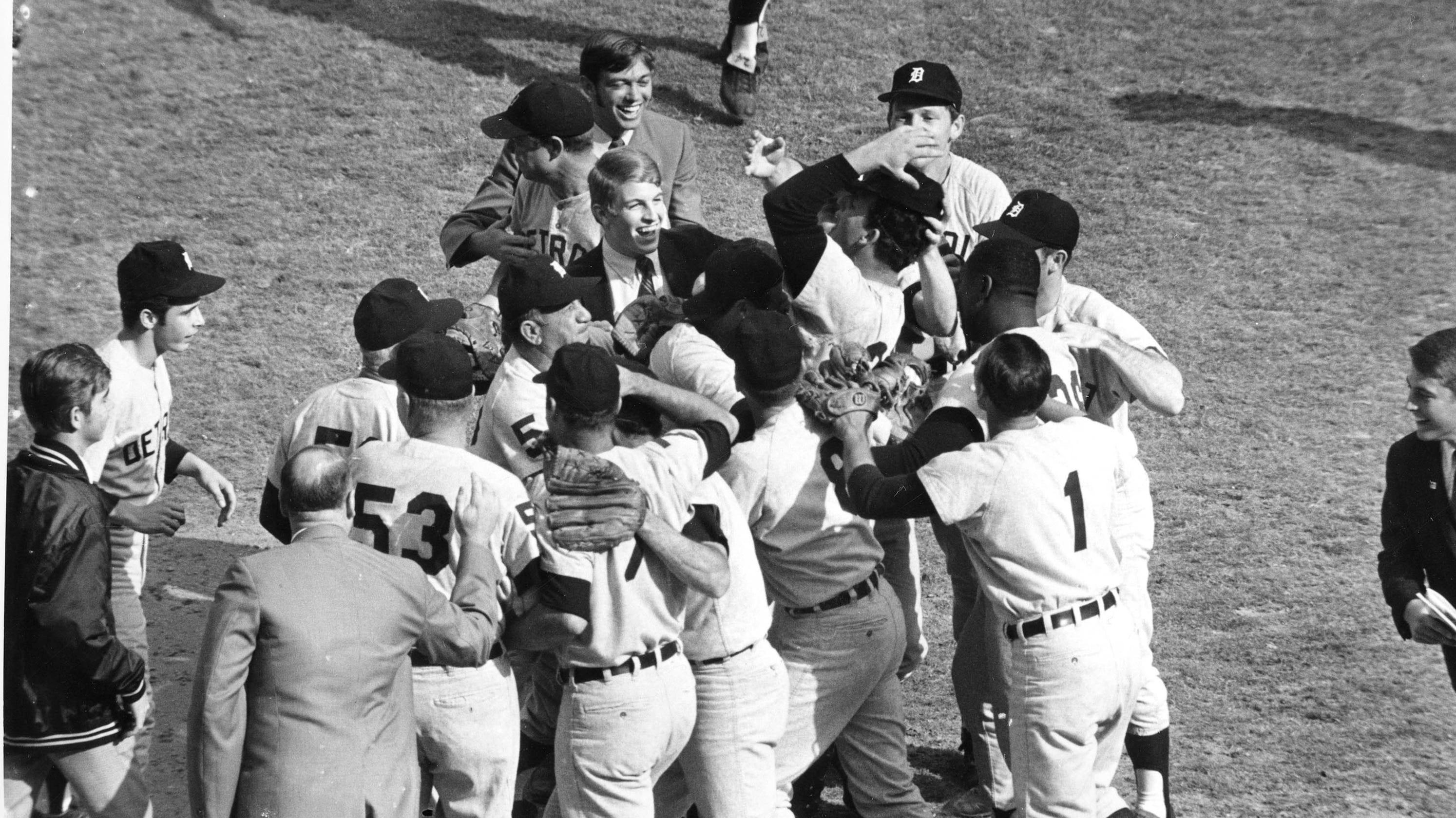 1968 World Series Read Al Kalines Day After Column