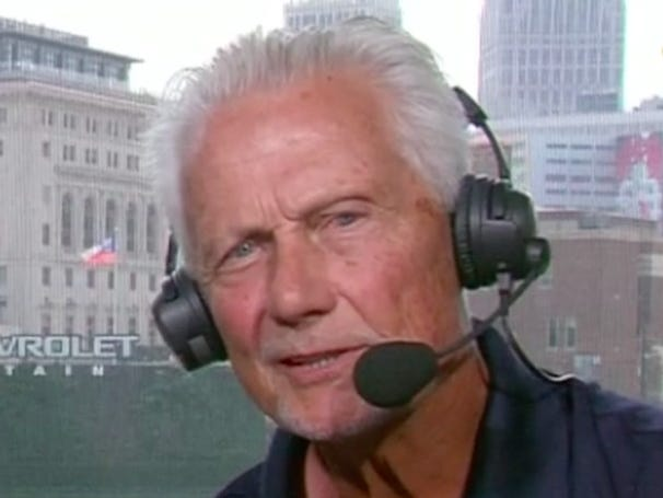 Detroit native Tom Paciorek, a longtime member of the White Sox broadcast crew alongside legendary Hawk Harrelson, joined the Tigers and FSD for one season, in 2000, working with Josh Lewin and Kirk Gibson.
