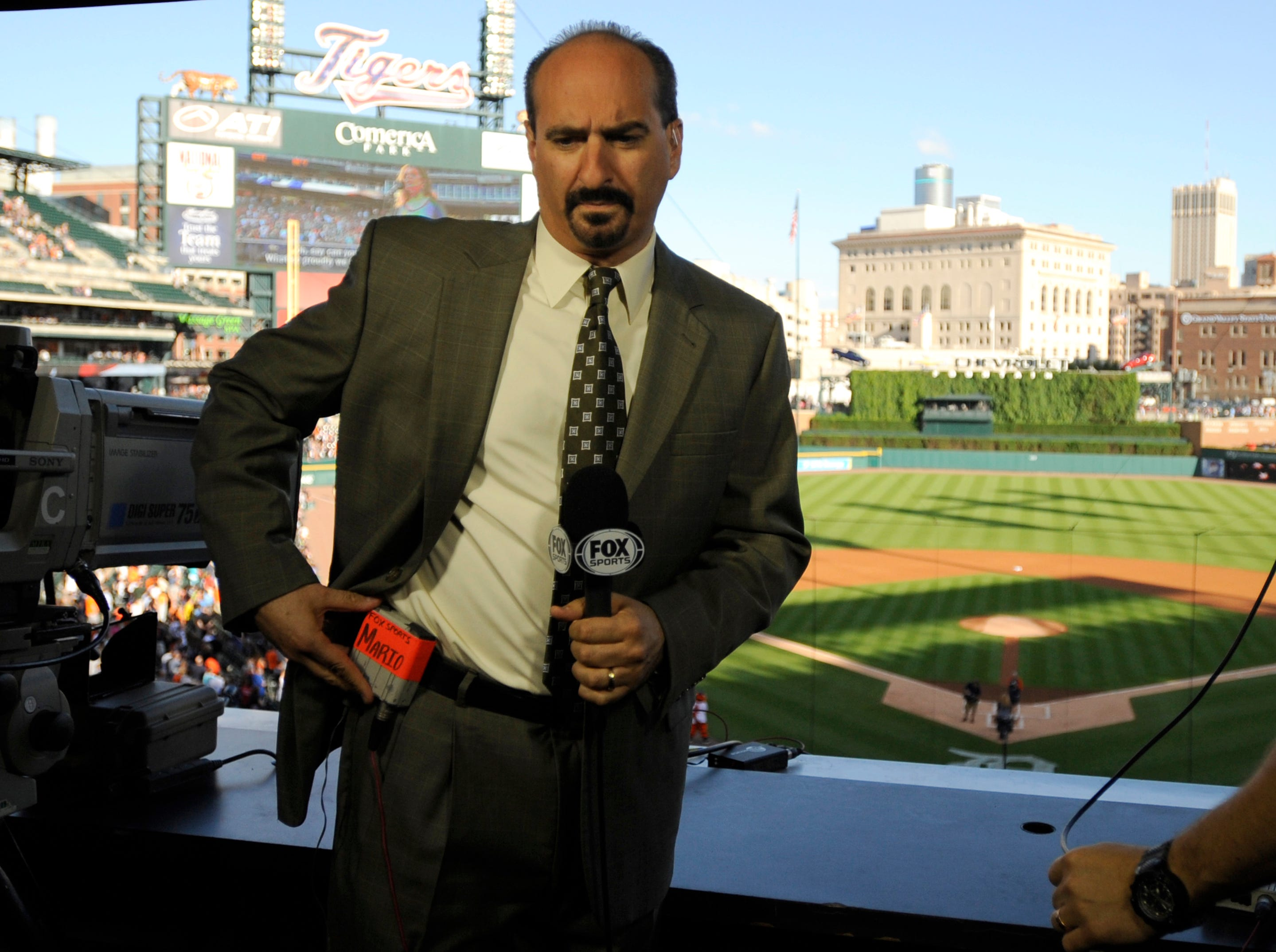 In 2002, the Tigers and Fox Sports Detroit hired Metro Detroit native and Michigan State alum Mario Impemba, whose dream job always was to call Detroit Tigers games. That first season, he worked alongside Kirk Gibson.