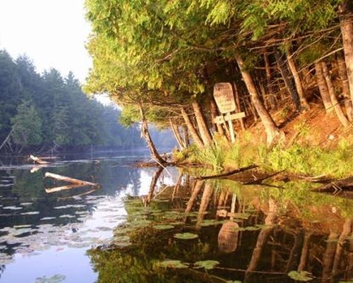 Crooked Lake Up
