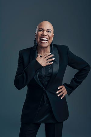 "Jazz great Dee Dee Bridgewater will sing at ""Season: Spectacular,"" the Nov. 3 kickoff in the Carr Center's 2018-2019 performance series."