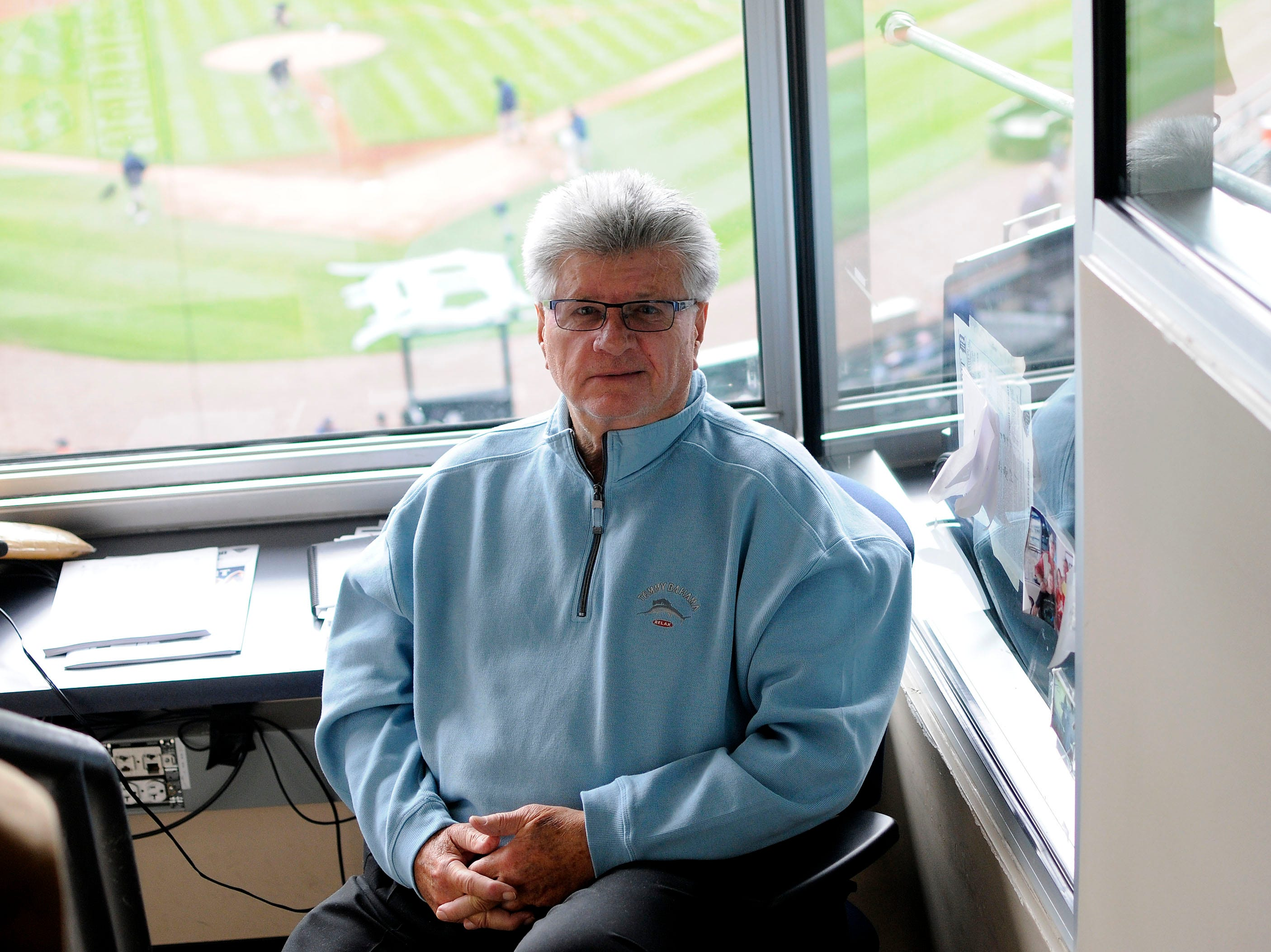 Long-time Tigers radio voice Jim Price got his broadcasting start with the team doing TV, in 1993 on PASS Sports with Jim Northrup. He worked for PASS through 1996, also working with Fred McLeod and Ernie Harwell. He was part of the first Fox Sports Detroit season in 1997, alongside McLeod and Harwell.