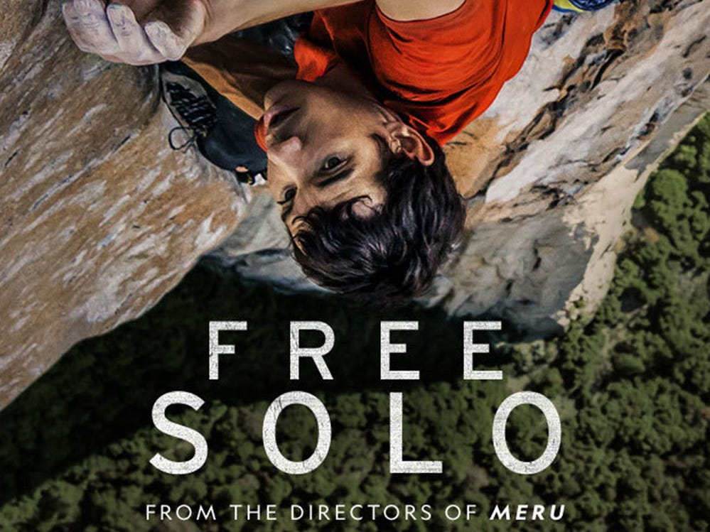 Win Movie Passes to FREE SOLO Exclusively at Emagine Novi