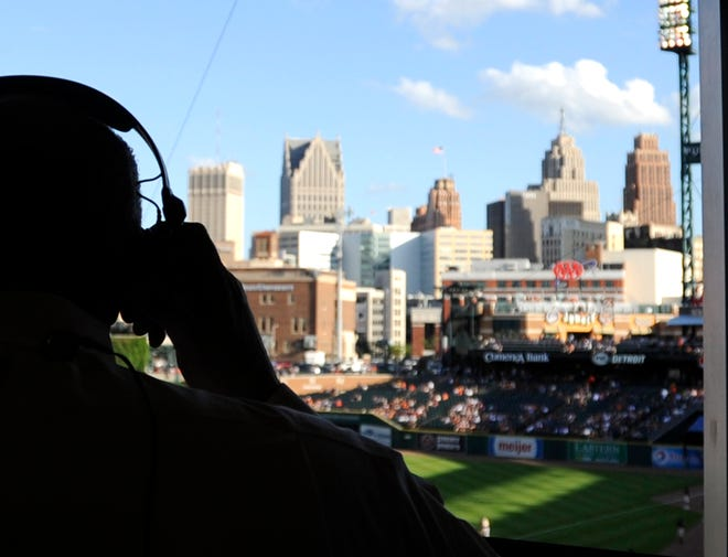 Fox Sports Detroit is going shopping for a new Tigers broadcast duo.