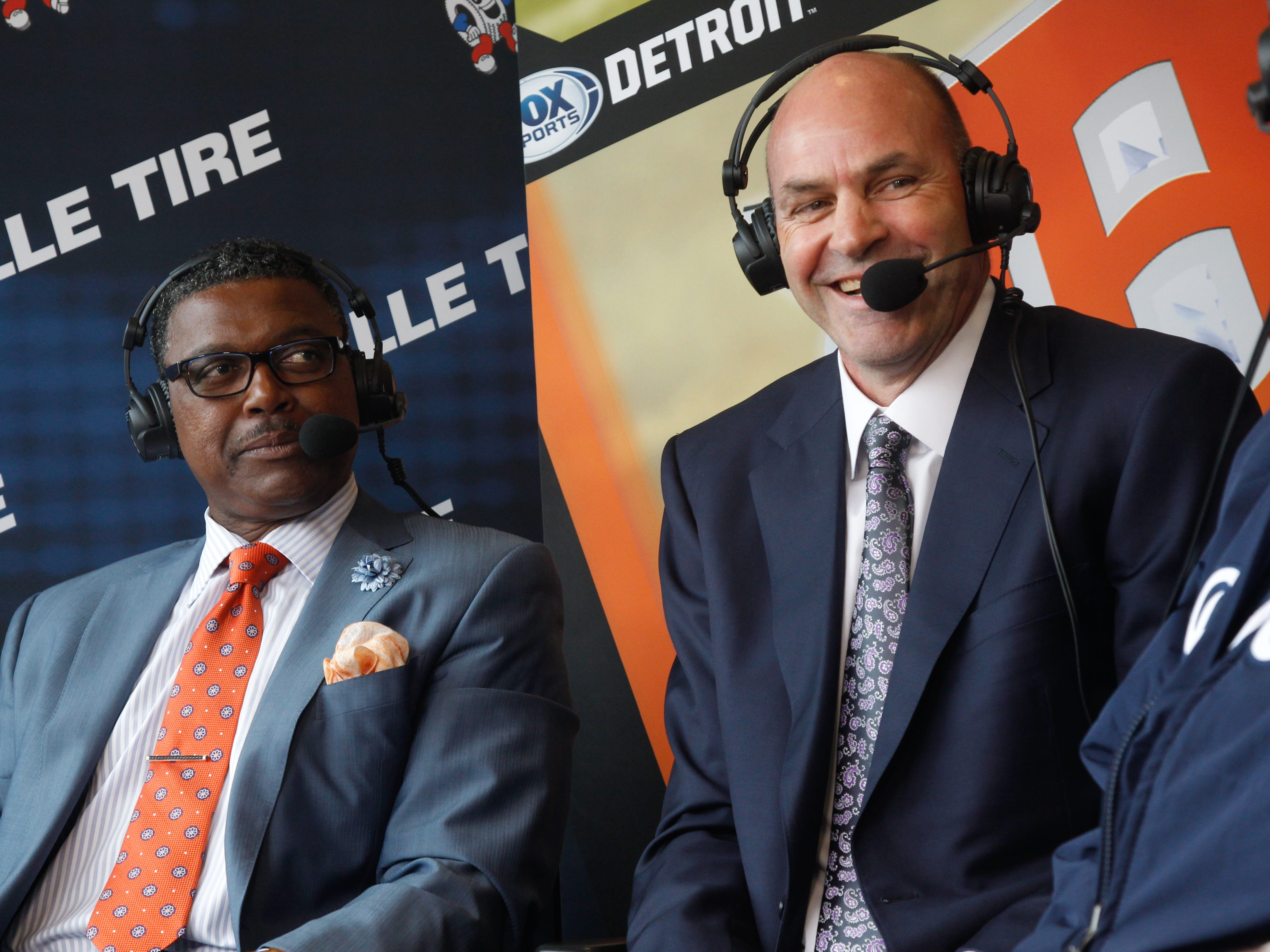 In 2015, Fox Sports Detroit decided to bring in extra analyst, including Kirk Gibson and Jack Morris, while Rod Allen still did most of the games with Mario Impemba. Gibson continues to do analyst work, while Morris did just two years, 2015-16.