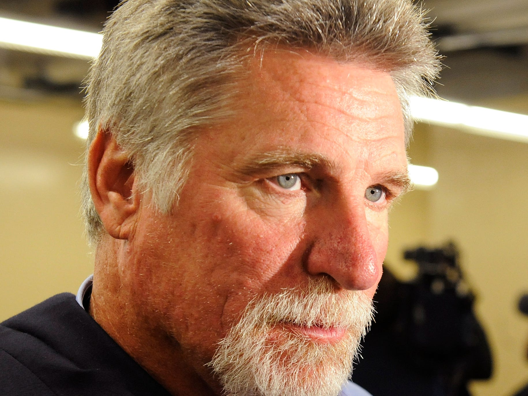 Jack Morris worked Tigers games in 2003, the last year of free TV, alongside Frank Beckmann. He would return in 2016 and 2017 to do occasional games on Fox Sports Detroit, as the Tigers went to a rotation of analysts.