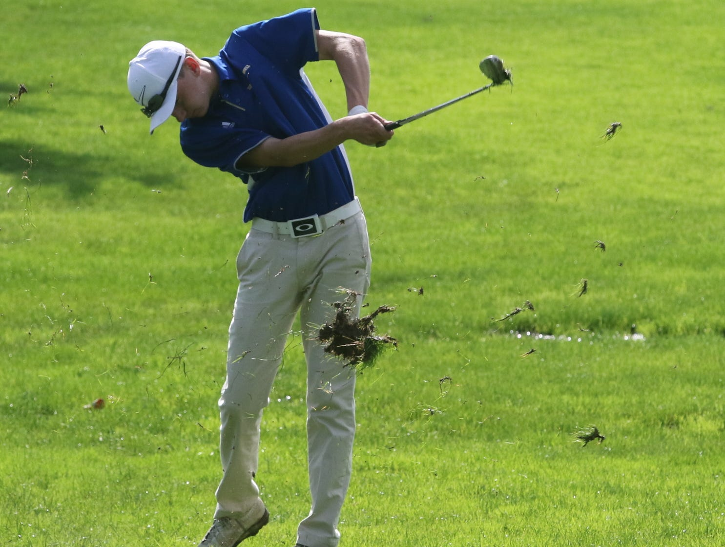 Action from the Southern Tier Athletic Conference golf championships Oct. 9, 2018 at Robert Trent Jones Golf Course in Ithaca.