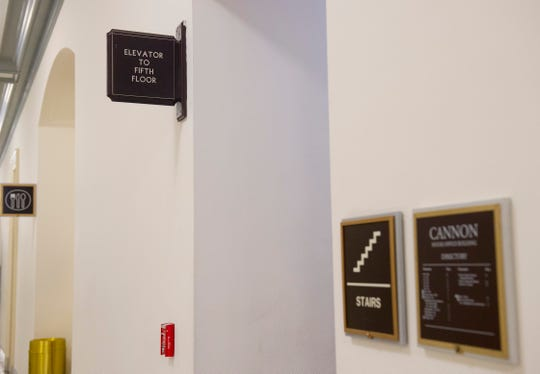 Drawing an office on the Cannon House Office Building's fifth floor -- with its small, inward-facing spaces, lack of elevators and long walks to the House floor -- is the congressional equivalent of being sent to Siberia.