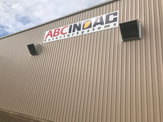 The $2 million expansion at ABC Inoac's Fremont plant will mean 25 new jobs at the company, which makes spoilers and back finishers for cars and trucks.