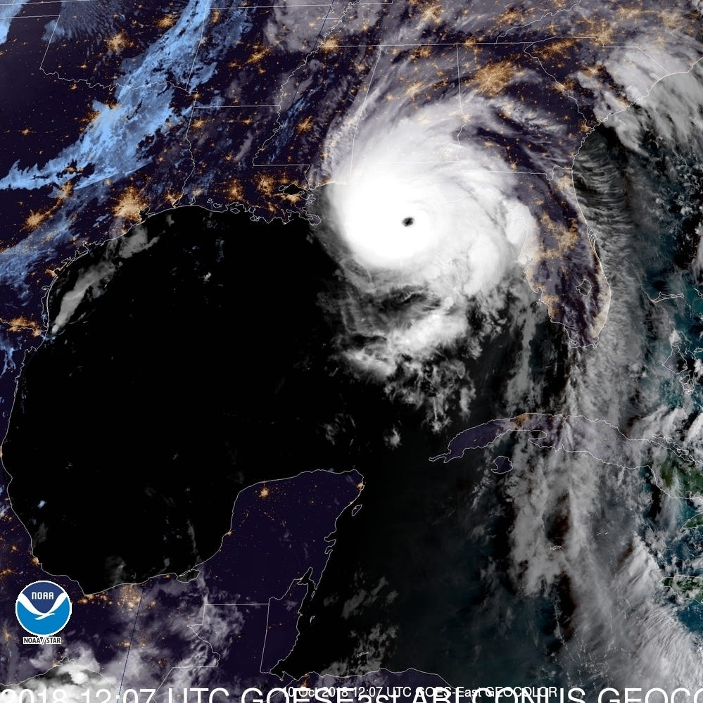 Hurricane Michael: Winds increase to 145 mph; catastrophic storm to make landfall Wednesday afternoon