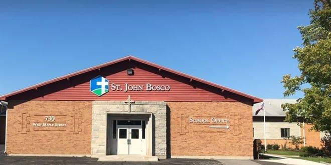 St. John Bosco Catholic School in Sturgeon Bay.