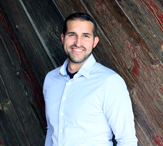 Mario Gonzalez, communications and marketing manager for Wello