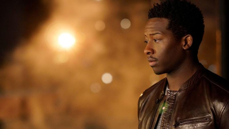 'God Friended Me' star Brandon Micheal Hall calls Greenville school 'a heavenly place'