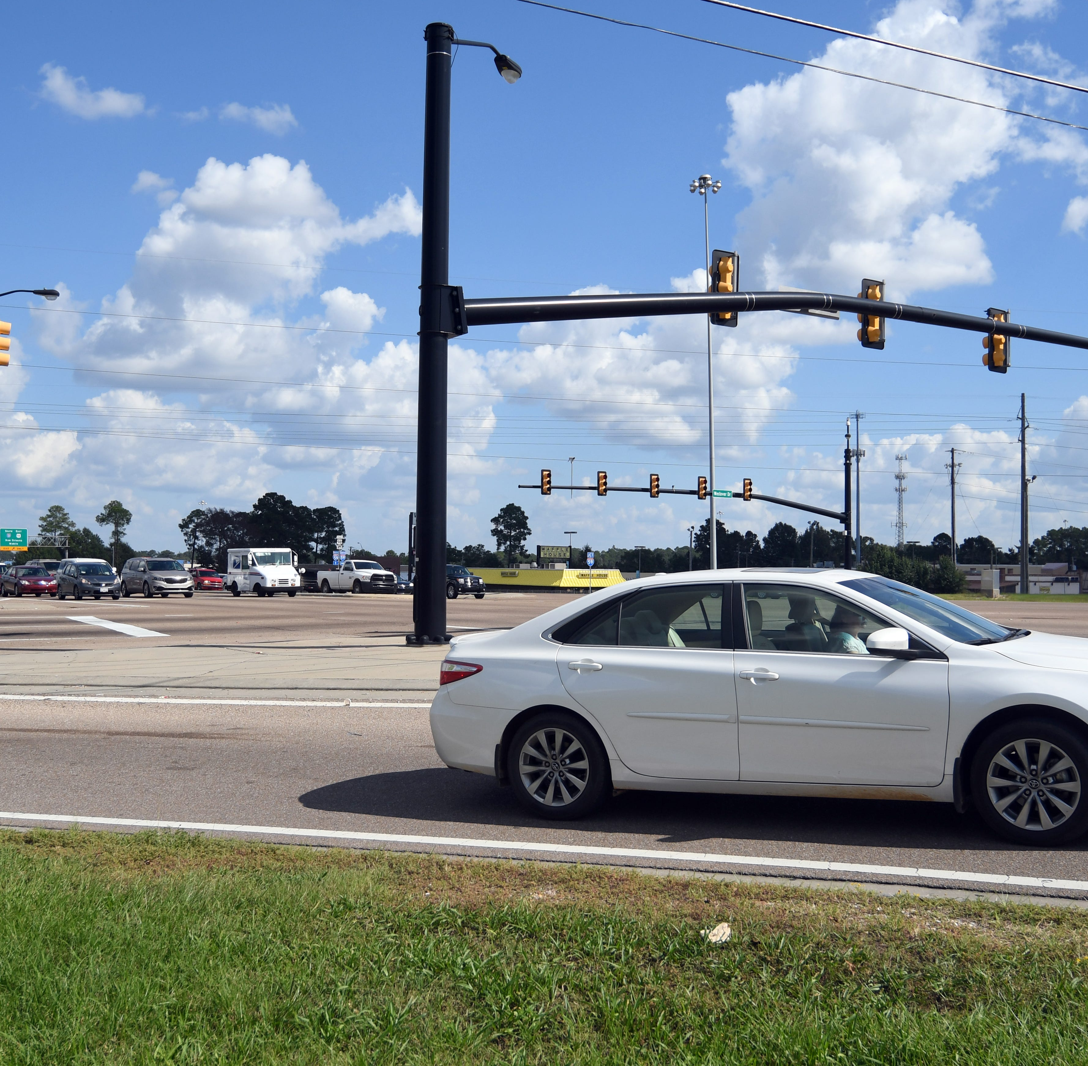 These are the most dangerous intersections in Forrest, Lamar counties