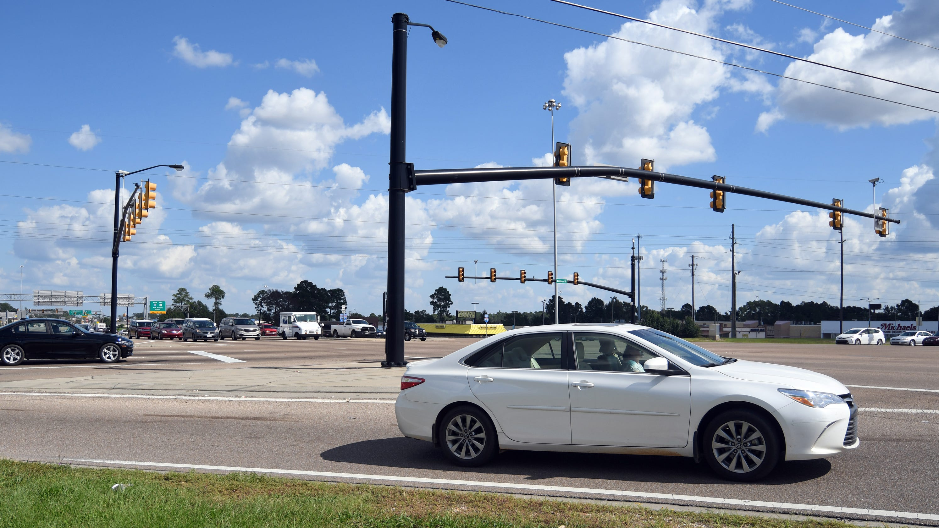 Hardy Street is one of the most dangerous intersections in Hattiesburg
