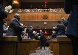 The Indiana General Assembly is crafting a new sexual harassment policy for lawmakers. A policy could be finalized before the end of 2018.