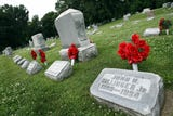 Many famous people were buried at Crown Hill Cemetery in Indianapolis. Here are 10 of them.