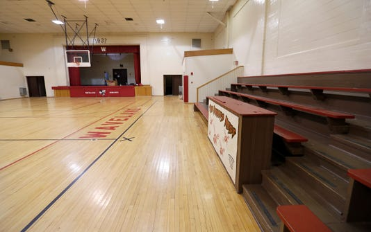 Waveland High Gym First Choice For Hoosiers Filming Is For Sale
