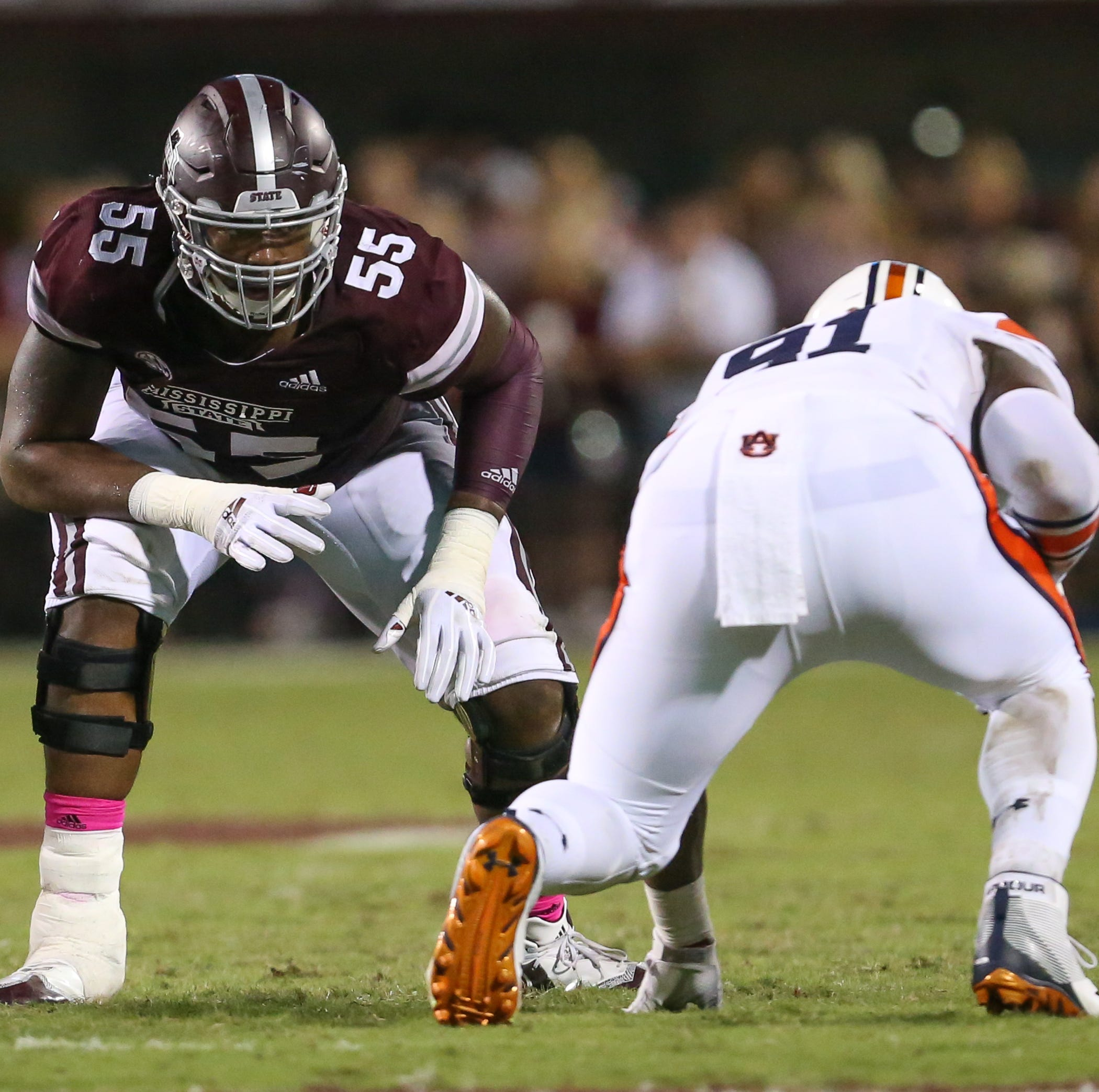 Mississippi State spring football: What the offensive line will look like in 2019
