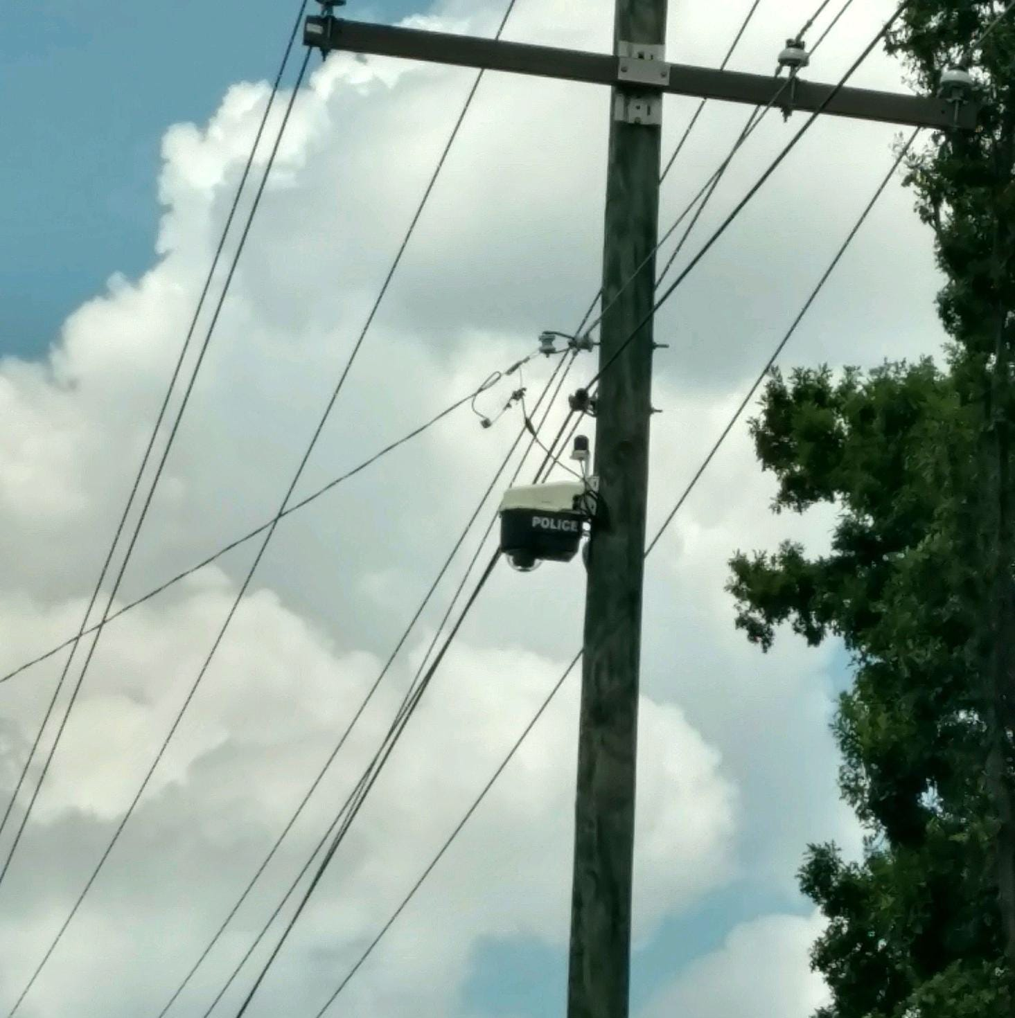 Cameras going up outside all JMCSS schools