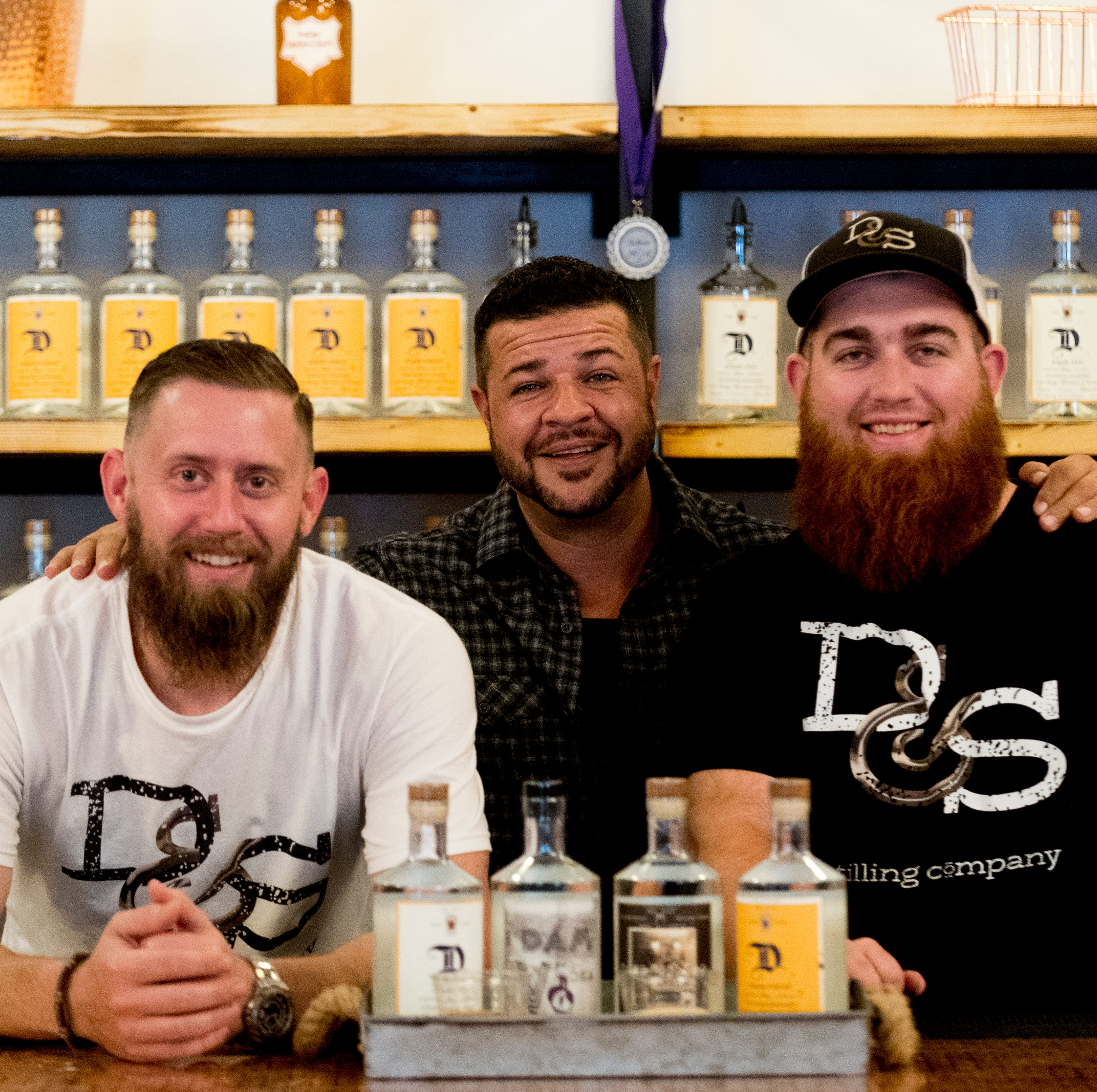 D&S Distilling Co. offers organic spirits in Tenn., cocktails at Sevierville location