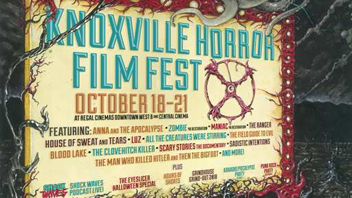 Prepare to be scared: Knoxville Horror Film Fest promises zombies, gore and more in 10th year