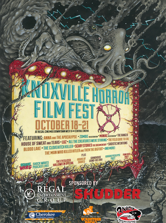 Knoxville Horror Film Fest promises zombies, gore and more