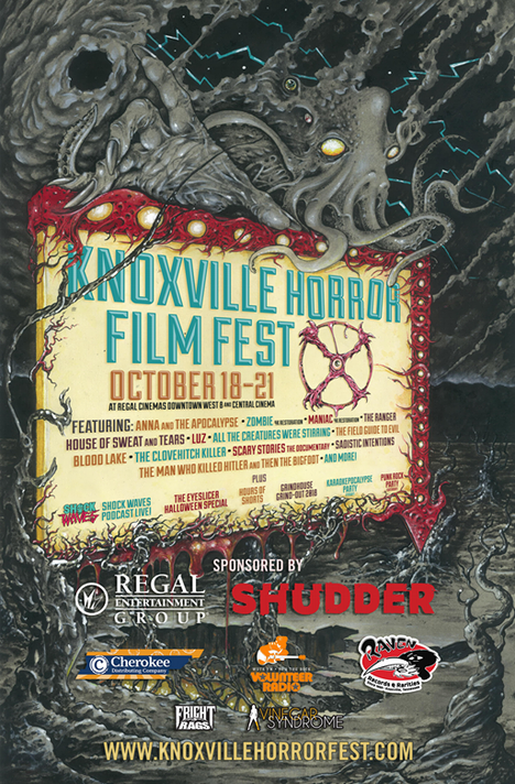** One Use Only** Horror Film Fest