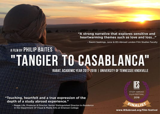 Ut Student Film About Travelling Earns Finalist Spot In Competition