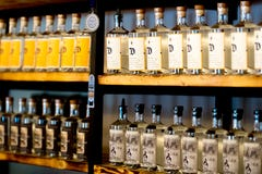 Halloween cocktails from D&S Distilling