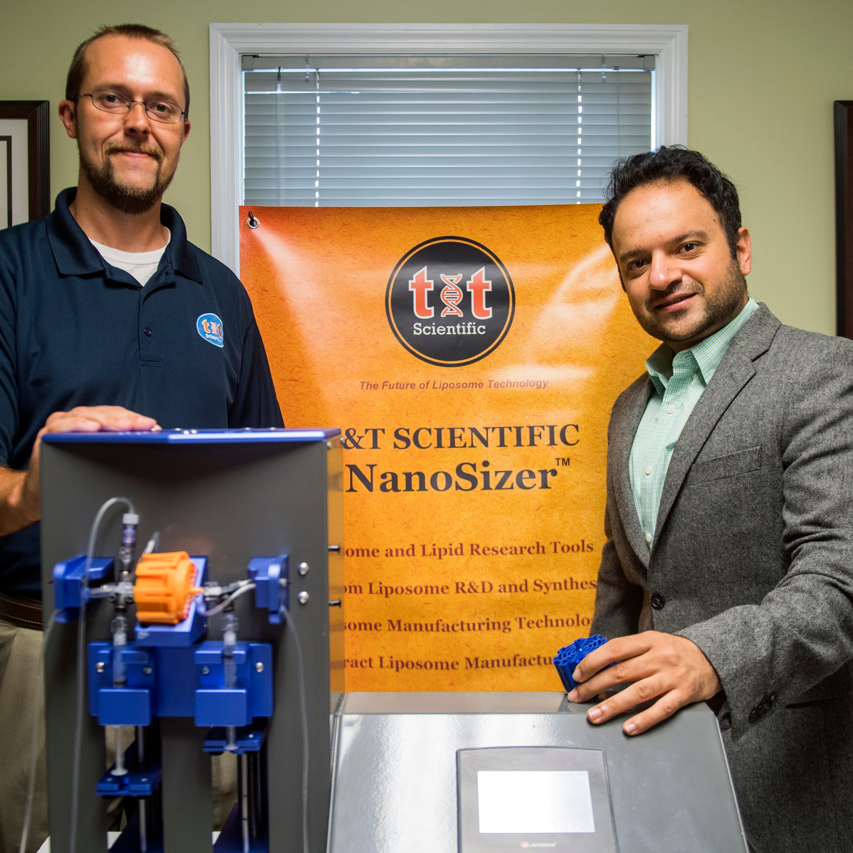 Traction Award winner T&T Scientific expanding to larger facility in Halls