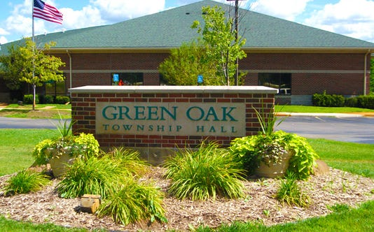 Green Oak Twp Hall