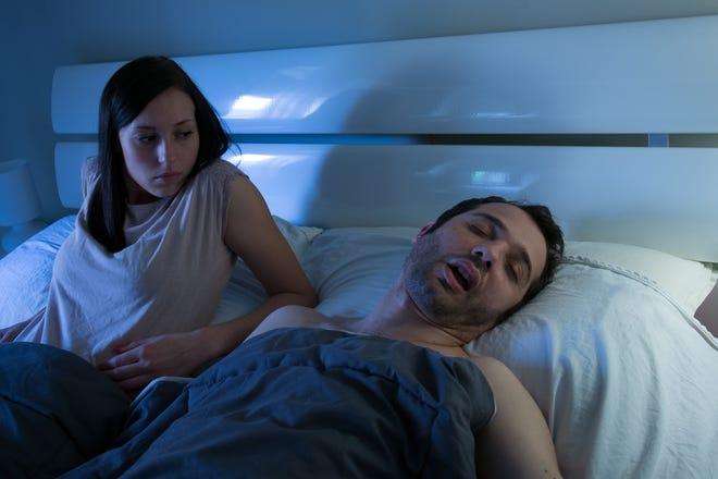Sleep apnea can lead to more than just a poor night of sleep.