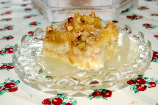 Apple Streusel 1
