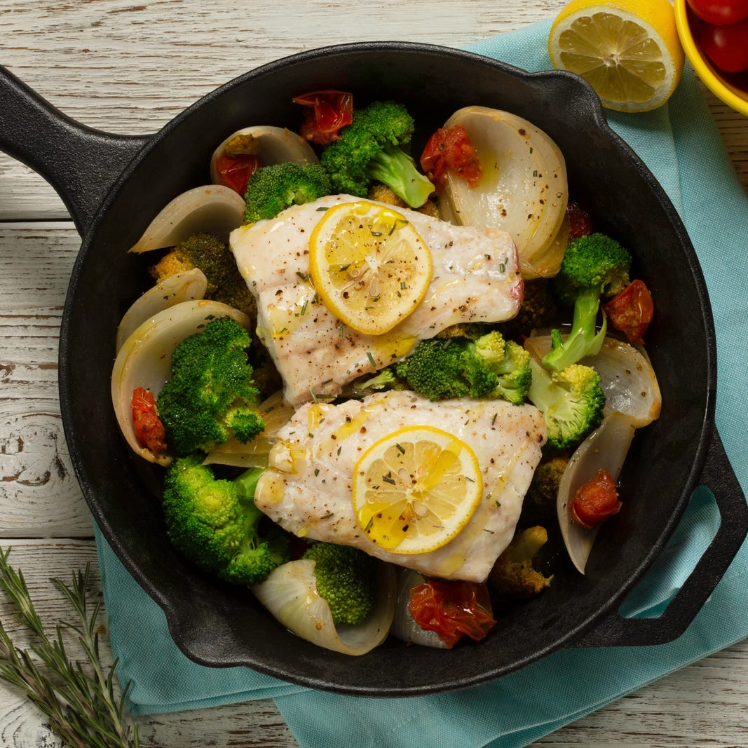 The Weekly Dish: Eat more fish! October is National Seafood Month