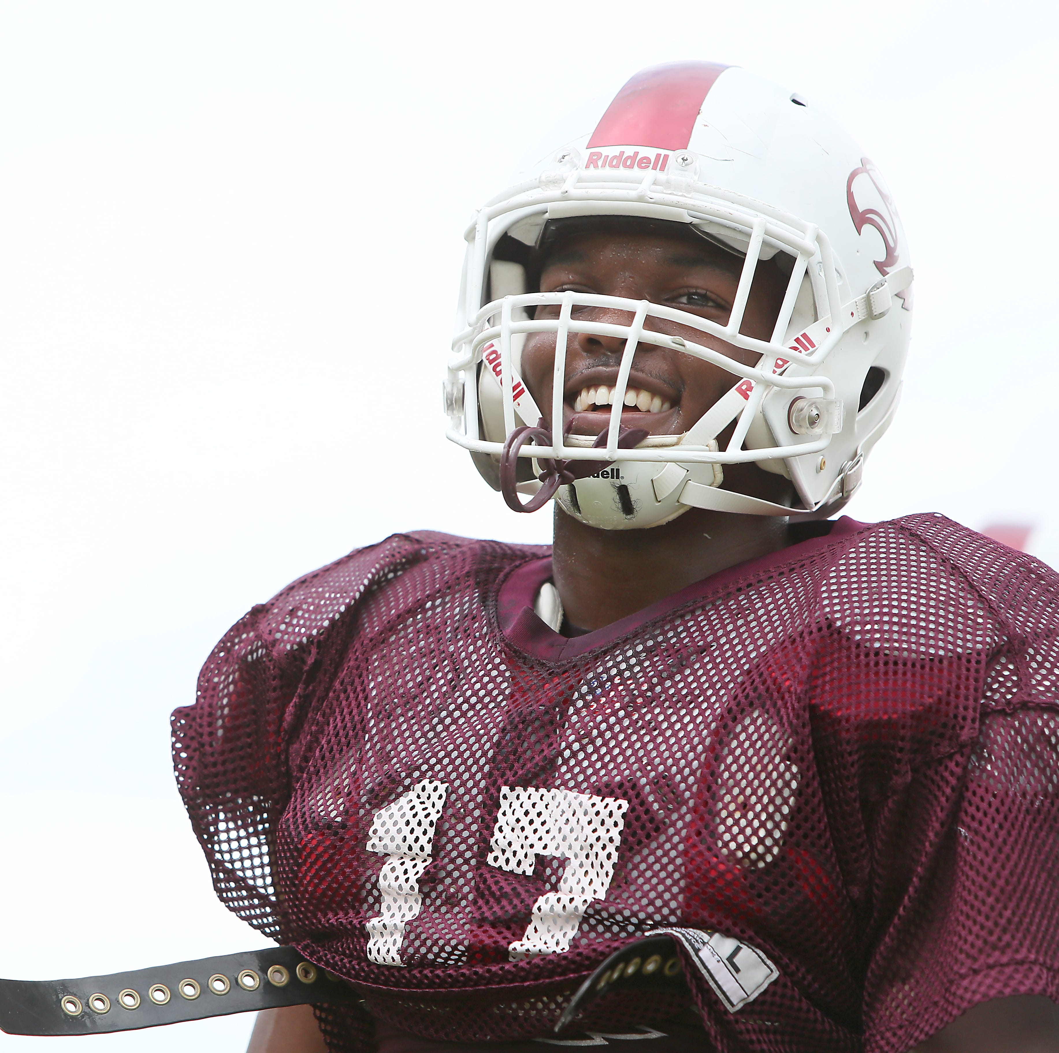 'It's been a whirlwind': Focus intensifies on Nakobe Dean as signing day nears