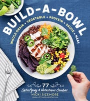 """Nicki Sizemore wrote """"Build-A-Bowl"""" to help readers cook more intuitively."""